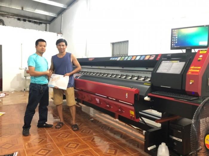máy in bạt khổ lớn 3m20