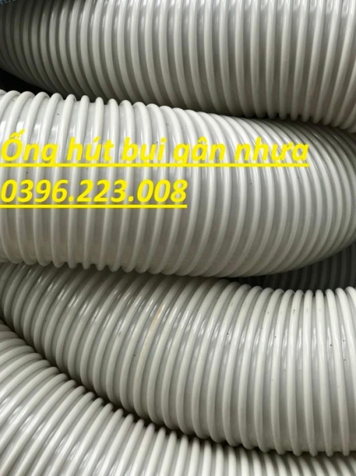 Bảng báo giá chuẩn ống hút bụi gân nhựa phi 300 giá rẻ tại Hà Nội0