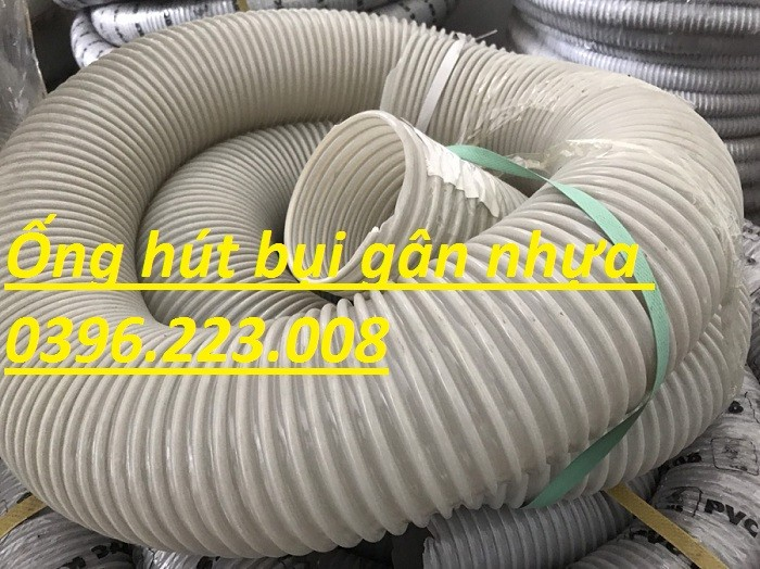 Bảng báo giá chuẩn ống hút bụi gân nhựa phi 300 giá rẻ tại Hà Nội4