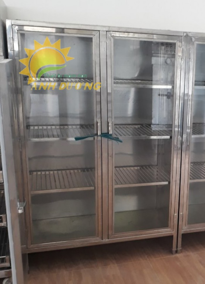 Chuyên cung cấp thiết bị nhà bếp ăn cho trường mầm non, nhà hàng, khách sạn21