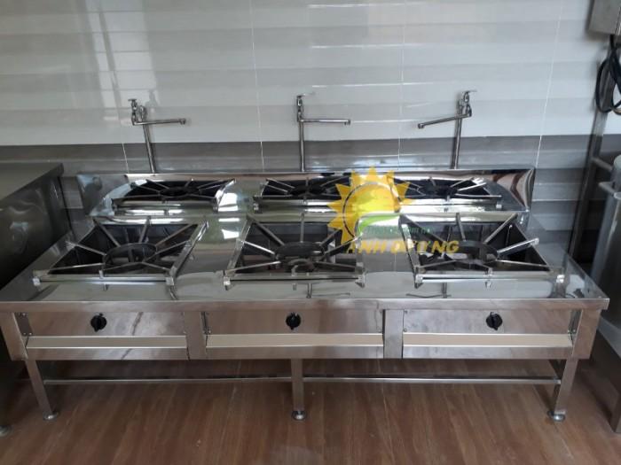 Chuyên cung cấp thiết bị nhà bếp ăn cho trường mầm non, nhà hàng, khách sạn9