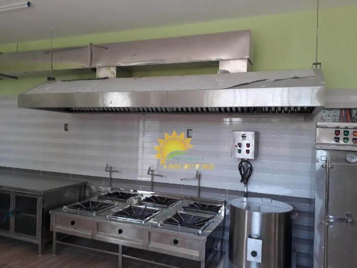 Chuyên cung cấp thiết bị nhà bếp ăn cho trường mầm non, nhà hàng, khách sạn15