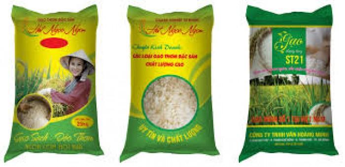 Bao gạo xuất khẩu 5kg, 10kg, 20kg, 50kg0