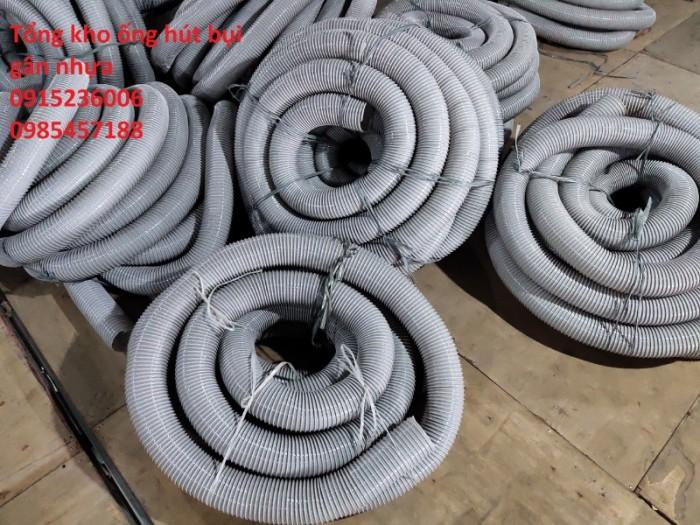 Ống Hút Bụi Gân Nhựa D34, D40, D50, D60, D70, D80, D90, D100, D150, D200 giá tốt nhất Hà Nội1