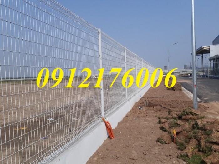 Hàng rào chấn sóng phi 4.5.6 mạ kẽm sơn tĩnh điện22