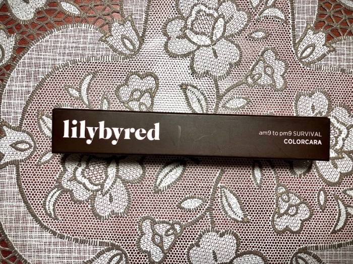 Kẻ mắt Mascara Lilybyred 9AM to 9PM Survival Colorcara0