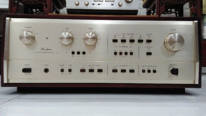 Ampli accuphase e-301 . made in Japan -Hoài Audio0
