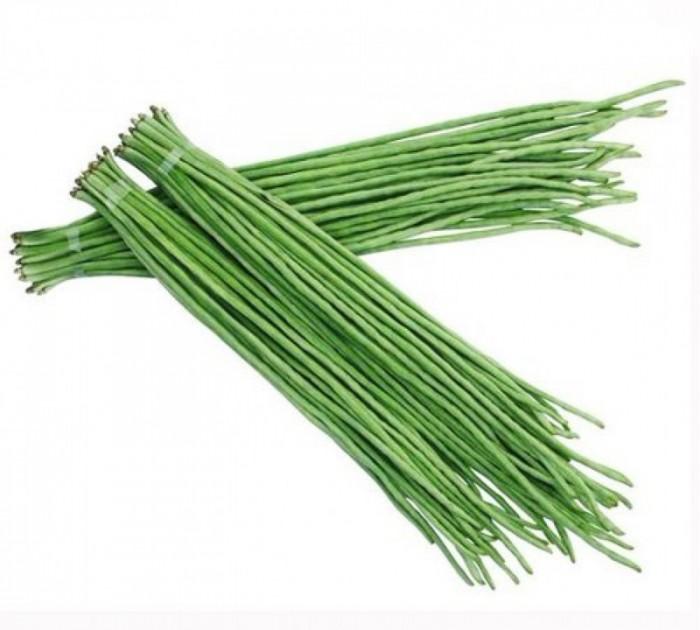 Hạt giống đậu đũa hạt đen Phú Nông0