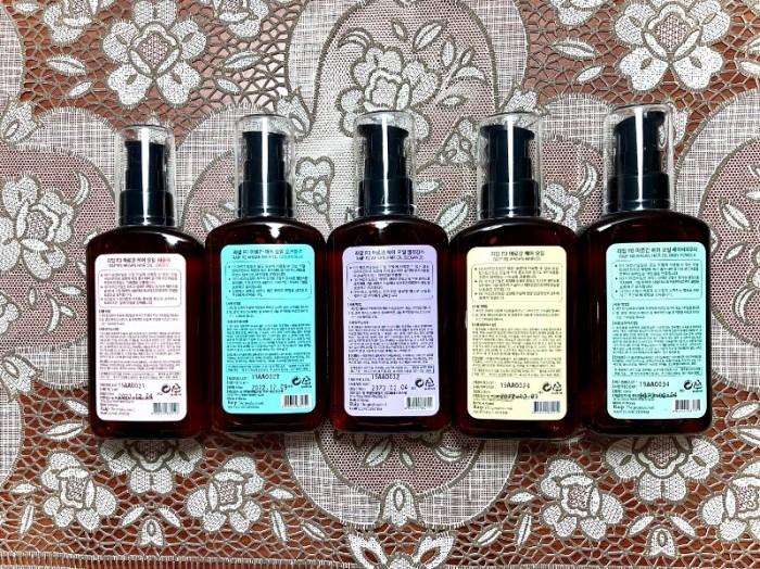 Tinh dầu dưỡng tóc Raip R3 The Argan Oil3