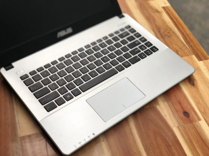 Laptop Asus X450CA, i3 3217U 4G 500G 14inch Đẹp Zin 100% Giá rẻ3