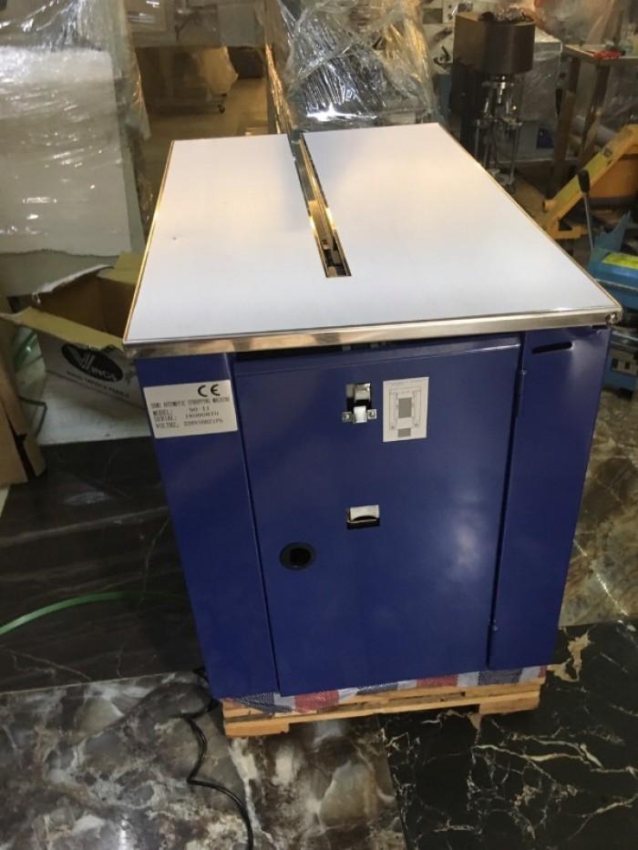 Máy đóng đai thùng, máy đóng đai thùng carton tự động, máy siết đai thùng carton3