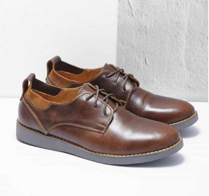 Giày da nam da thật, giày đẹp-xưởng giày da Quang Minh 0