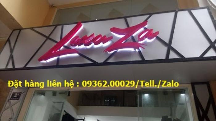 Các sản phẩm biển quảng cáo lắp đặt tại Hà Nội0