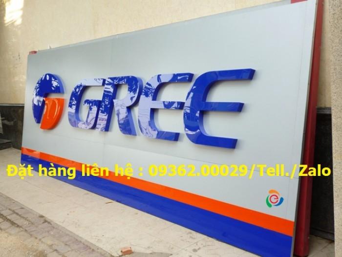 Các sản phẩm biển quảng cáo lắp đặt tại Hà Nội3