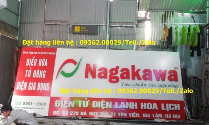 Các sản phẩm biển quảng cáo lắp đặt tại Hà Nội7
