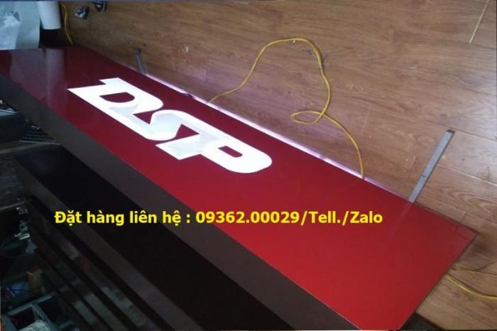 Các sản phẩm biển quảng cáo lắp đặt tại Hà Nội8