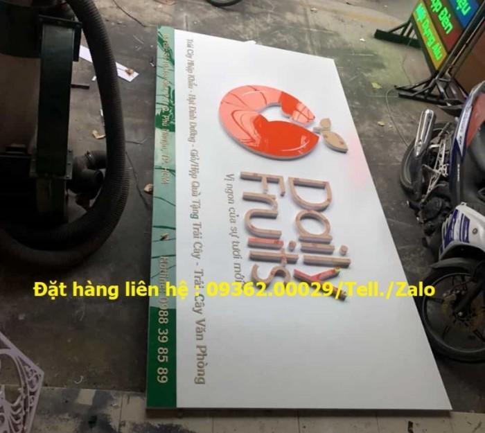 Các sản phẩm biển quảng cáo lắp đặt tại Hà Nội15