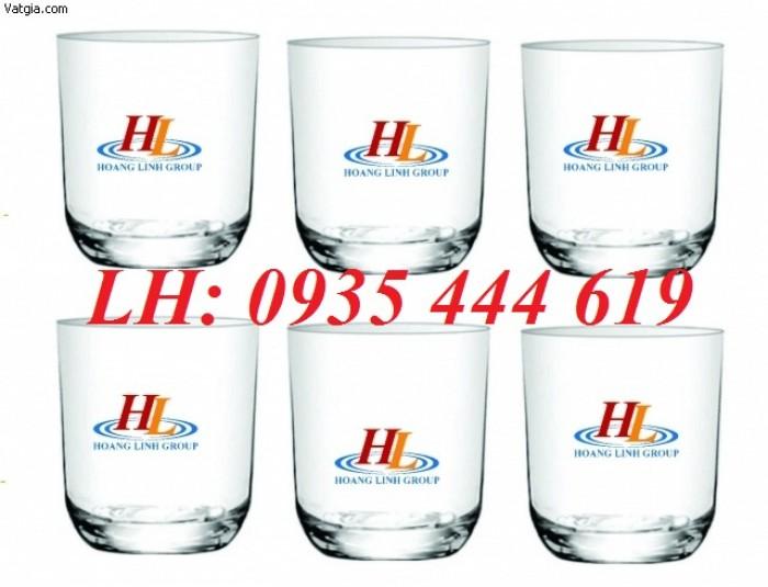 Cơ sở in logo lên ly thủy tinh tặng khách hàng tại Quảng Trị0