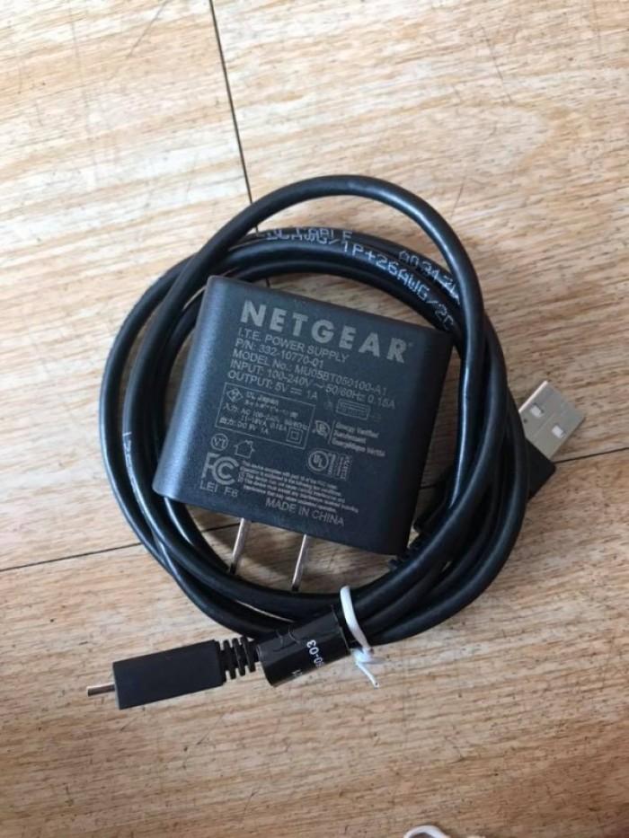Bộ sạc netgear 5v1a cho các cục phát wifi netgear hàng zin chính hãng5