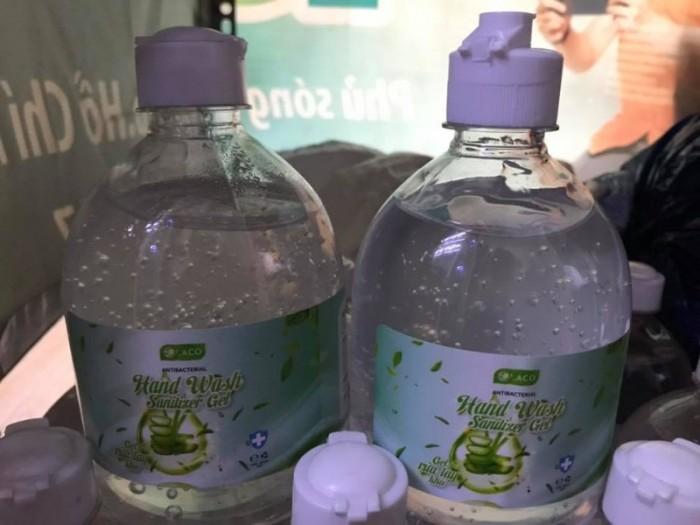 Gel rửa tay khô sát khuẩn laco 500ml – sát khuẩn an toàn0