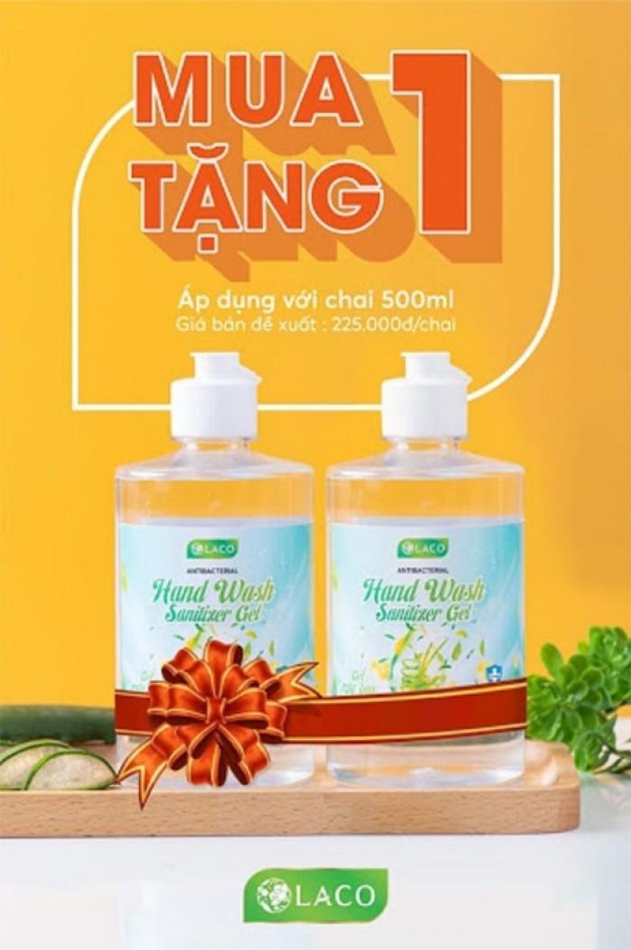 Mua 1 chai tặng 1 chai gel rửa tay khô – sát khuẩn an toàn 500ml4