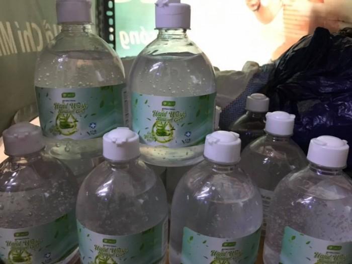 Mua 1 chai tặng 1 chai gel rửa tay khô – sát khuẩn an toàn 500ml0