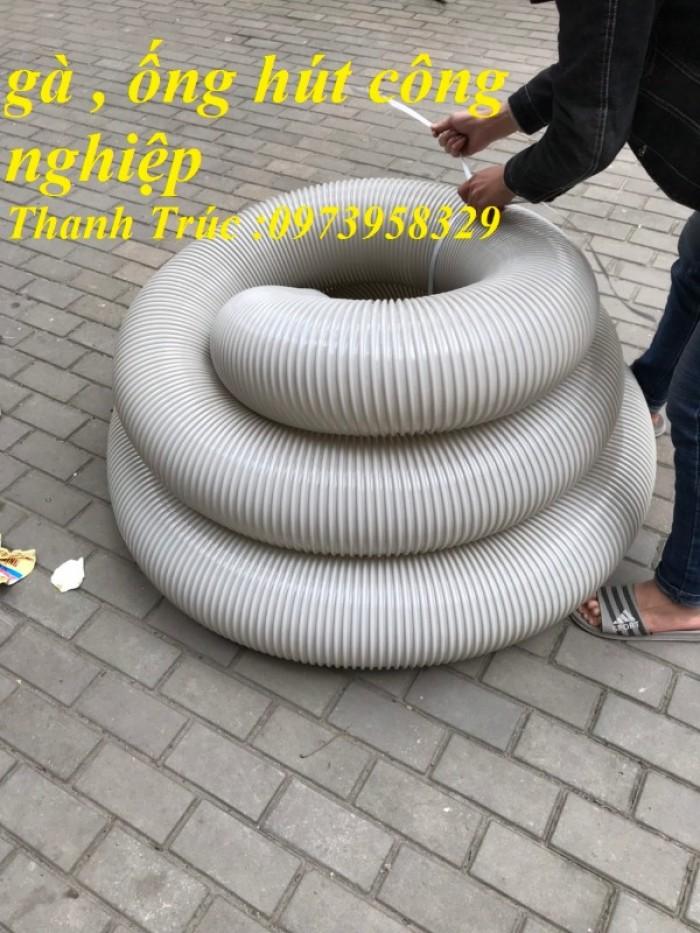 Ống hút bụi gân nhựa Pvc - ống nhựa hút bụi xoắn  - ống nhựa hút bụi công nghiệp D300, D250, D200, D168, D150, D120, D114, D100, D90, D76, D65, D60, D50, D40, D34, D2510