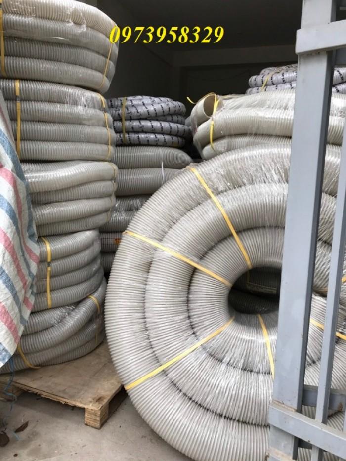 Ống hút bụi gân nhựa Pvc - ống nhựa hút bụi xoắn  - ống nhựa hút bụi công nghiệp D300, D250, D200, D168, D150, D120, D114, D100, D90, D76, D65, D60, D50, D40, D34, D2512