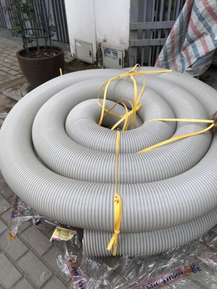 Ống hút bụi gân nhựa Pvc - ống nhựa hút bụi xoắn  - ống nhựa hút bụi công nghiệp D300, D250, D200, D168, D150, D120, D114, D100, D90, D76, D65, D60, D50, D40, D34, D2513