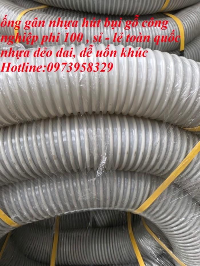 Ống hút bụi gân nhựa Pvc - ống nhựa hút bụi xoắn  - ống nhựa hút bụi công nghiệp D300, D250, D200, D168, D150, D120, D114, D100, D90, D76, D65, D60, D50, D40, D34, D2527