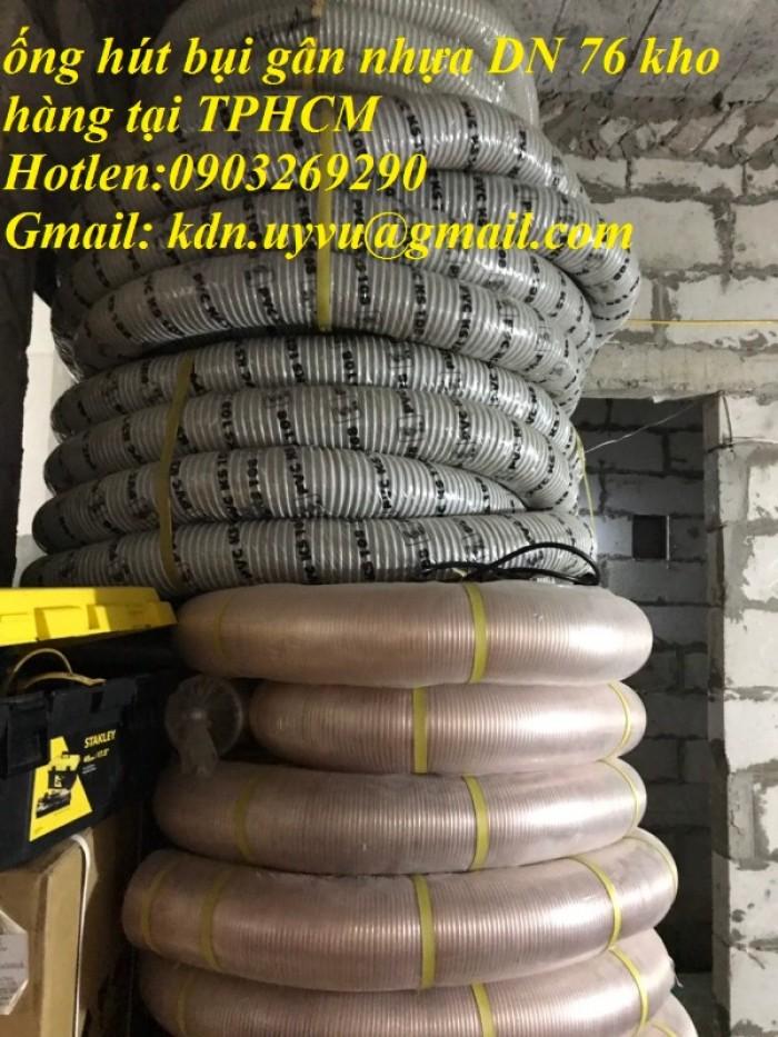 Ống hút bụi gân nhựa Pvc - ống nhựa hút bụi xoắn  - ống nhựa hút bụi công nghiệp D300, D250, D200, D168, D150, D120, D114, D100, D90, D76, D65, D60, D50, D40, D34, D2530