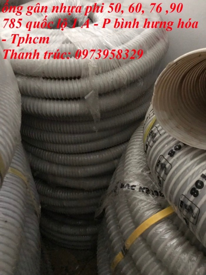Ống hút bụi gân nhựa Pvc - ống nhựa hút bụi xoắn  - ống nhựa hút bụi công nghiệp D300, D250, D200, D168, D150, D120, D114, D100, D90, D76, D65, D60, D50, D40, D34, D2538