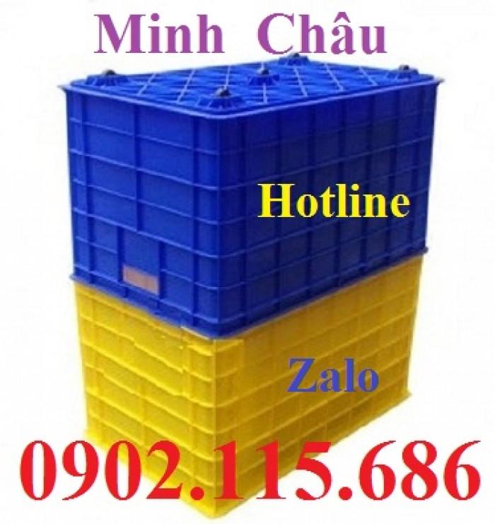 Thùng nhựa kéo hàng nặng, thùng nhựa có bánh xe,thùng nhựa công nghiệp,thùng nhựa đựng hàng nặng,5