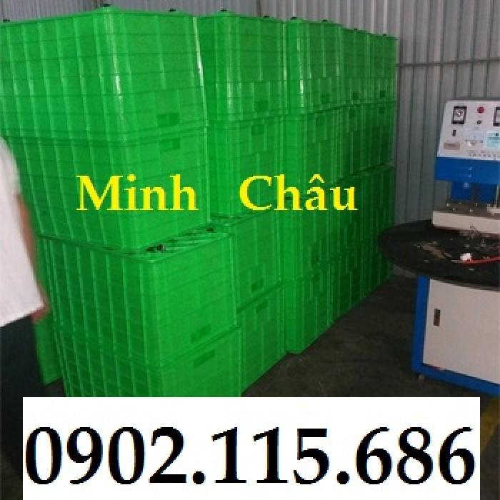 Thùng nhựa kéo hàng nặng, thùng nhựa có bánh xe,thùng nhựa công nghiệp,thùng nhựa đựng hàng nặng,2