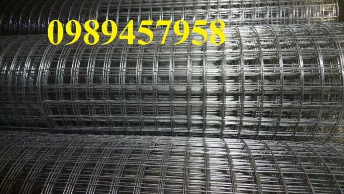 Lưới mắt cáo, lưới hàn mạ kẽm dây 1ly ô 10x101