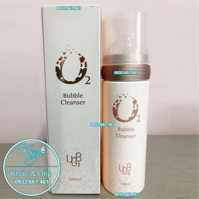 Sửa Rửa Mặt UGB O2 Bubble Cleanser0