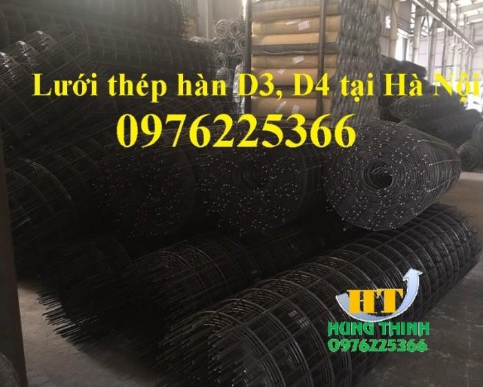 Lưới thép hàn d4 ( 200x200), d4 (150x150) hàng có sẵn giá rẻ tại Hà Nội1