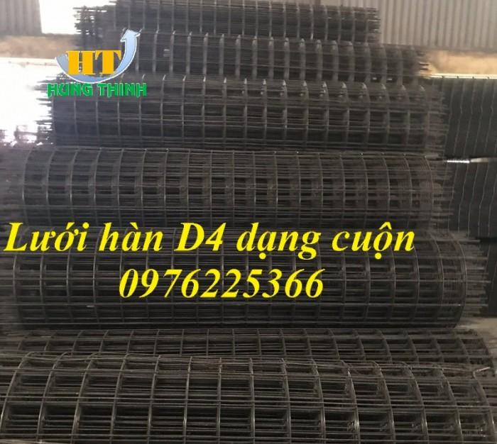 Lưới thép hàn d4 ( 200x200), d4 (150x150) hàng có sẵn giá rẻ tại Hà Nội3