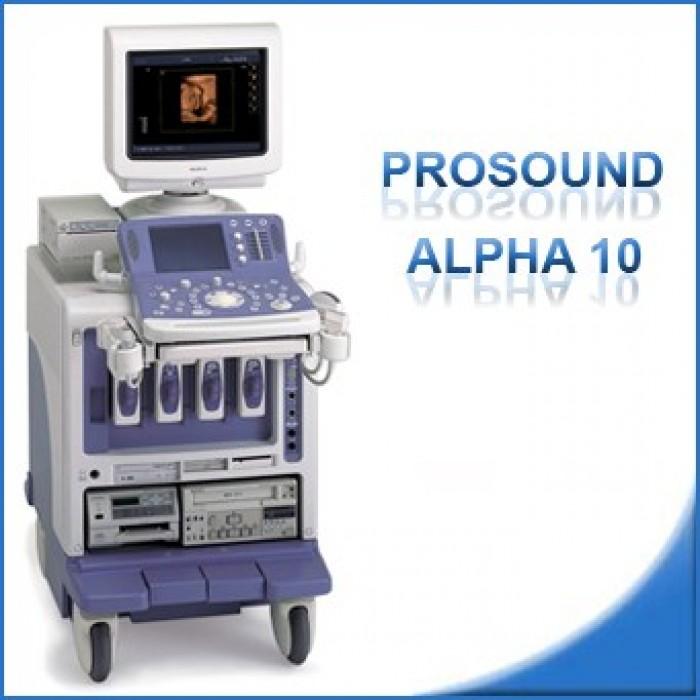 MÁY SIÊU ÂM ALOKA ProSound Alpha 100
