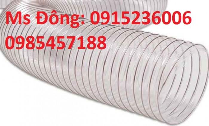 Ống hút bụi PU D100, D125, D150, D300.... phân phối toàn quốc0