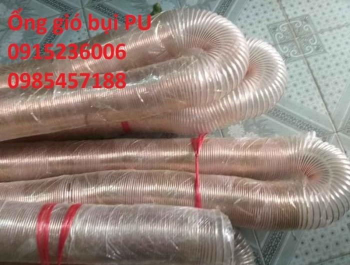 Ống hút bụi PU D100, D125, D150, D300.... phân phối toàn quốc1