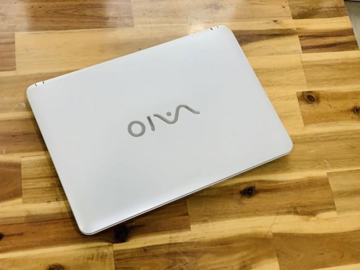 Laptop Sony Vaio Ultrabook SVF14, i3 3217U 4G 500G 14inch Đẹp Keng Giá rẻ4