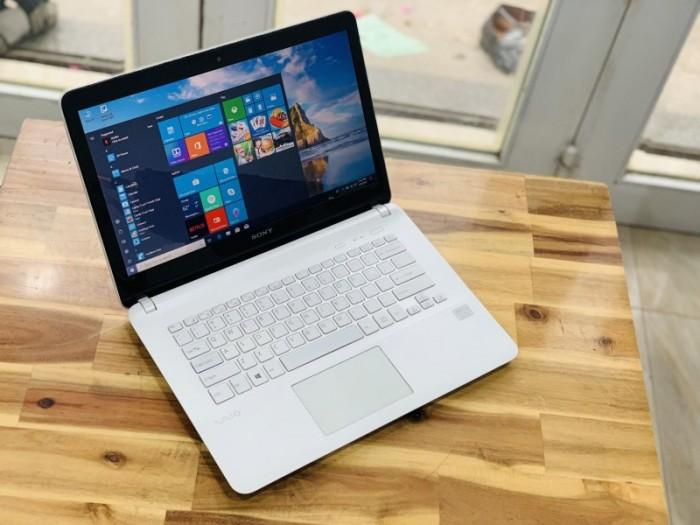 Laptop Sony Vaio Ultrabook SVF14, i3 3217U 4G 500G 14inch Đẹp Keng Giá rẻ2