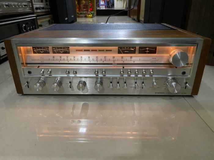 AMPLI PIONEER SX-980 JAPAN Xuất mỹ4