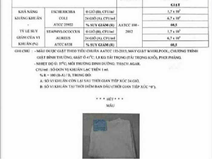 Khẩu trang vải chống thấm kháng khuẩn2