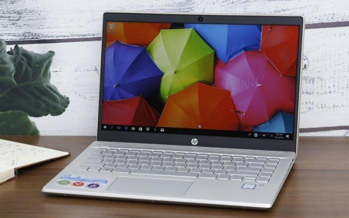 Laptop HP Pavilion 14-bf103tu, Core i5 8250U 8Cpus SSD128-500G Full HD Đẹp Keng Zin 100% Giá rẻ3