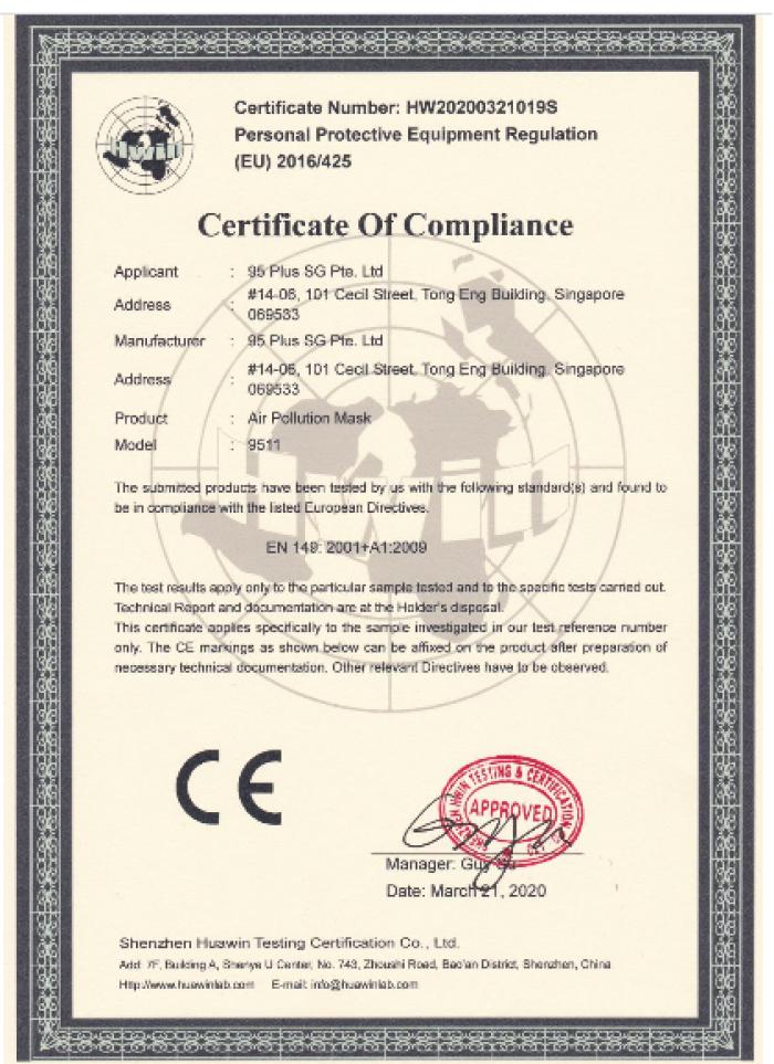 Khẩu Trang N95 Hàng chuẩn xuất khẩu có FDA để xuất Mỹ -Suonghouse1