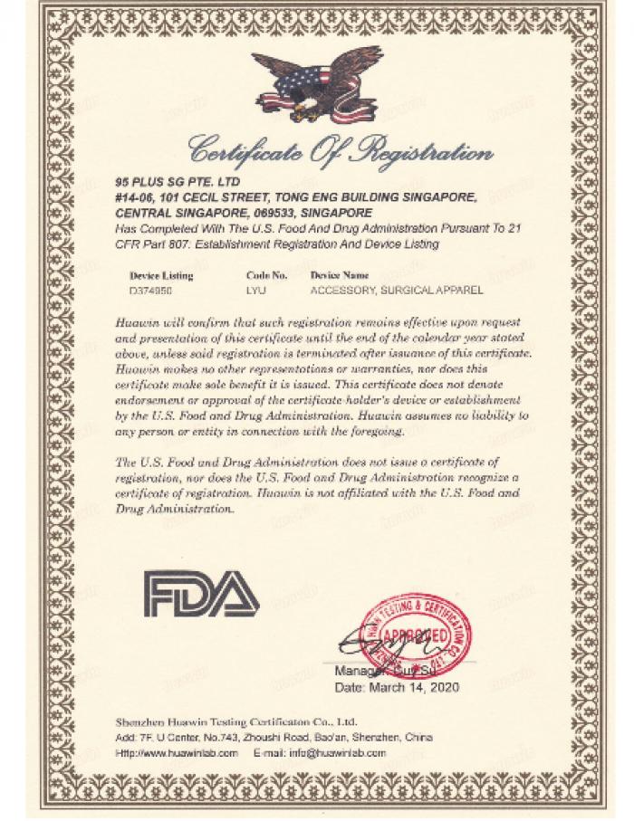 Khẩu Trang N95 Hàng chuẩn xuất khẩu có FDA để xuất Mỹ -Suonghouse0