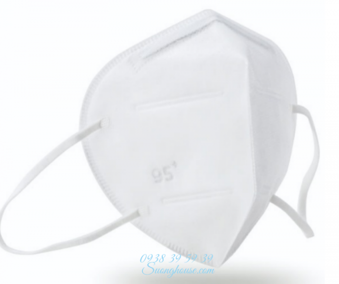 Khẩu Trang N95 Hàng chuẩn xuất khẩu có FDA để xuất Mỹ -Suonghouse2