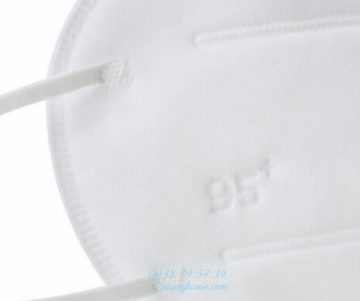 Khẩu Trang N95 Hàng chuẩn xuất khẩu có FDA để xuất Mỹ -Suonghouse3